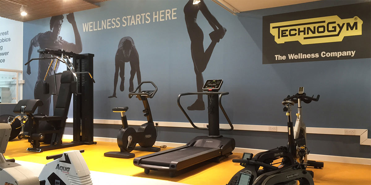 High Impact Update For Technogym