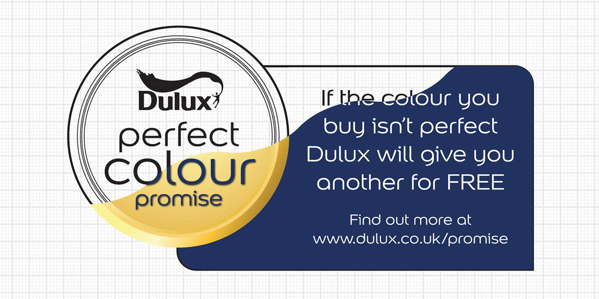 Cirka creates Dulux's new Perfect Colour Promise