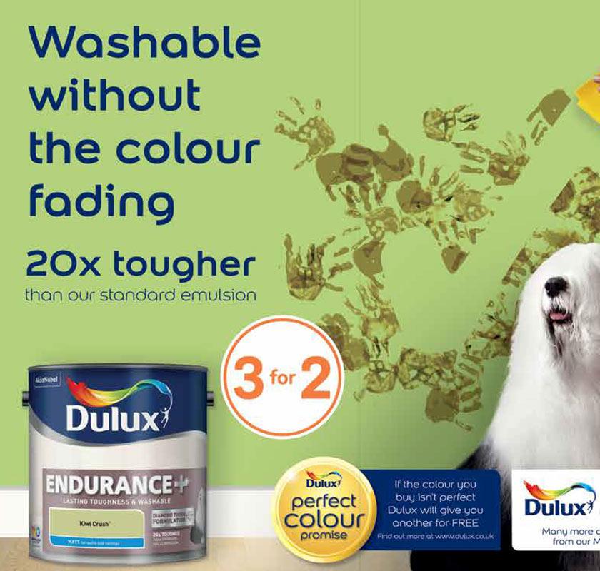 Dulux Endurance
