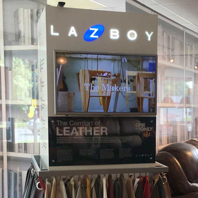 LA-Z-BOY UK CONCESSIONS