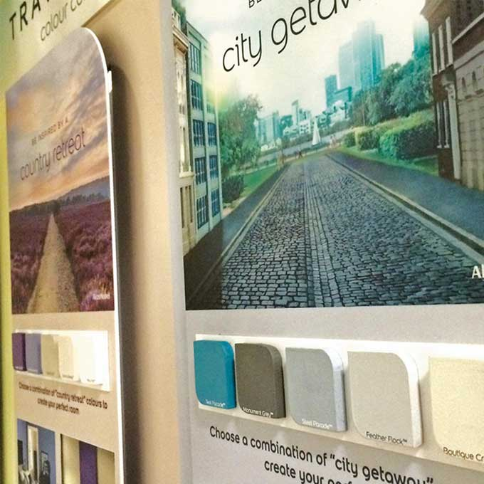 Dulux launches new range